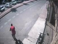 HIRSIZ - 40 Saniyede Bisiklet Hırsızlığı