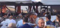 ALI ÖZDEMIR - Ağrı'da Trafik Kazasında Ölenlerin Sayısı 8'E Yükseldi