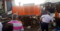 ALI ÖZDEMIR - Ağrı'daki Kazada Yaralananların İsimleri Belli Oldu