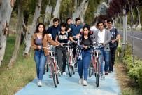 BİSİKLET TURU - Aliağa Bisiklet Kenti Oldu