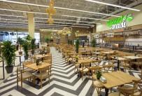 SABANCı HOLDING - Alışverişe 'Lezzet Arası' Geldi