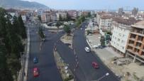 TRAFİK YOĞUNLUĞU - Altınordu'da Trafik Rahatlıyor