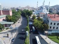 İSTANBUL YOLU - Ankara Büyükşehir Belediyesi Yol Ve Asfalt Çalışmalarına Hız Verdi