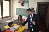 AİLE VE SOSYAL POLİTİKALAR BAKANLIĞI - Bakanlıktan Disleksi Konusunda Türkiye'nin İlk Ve Tek Özel Eğitim Merkezine Ziyaret
