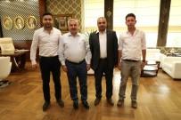 KÖRFEZ - Başkan İsmail Baran BBP'li Heyeti Ağırladı