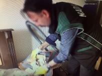 GÜLPıNAR - Bebek Çantasında Eroin Ele Geçirildi