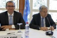 ABDURRAHMAN BULUT - BM Kıbrıs Özel Danışmanı Eide Görevinden İstifa Etti