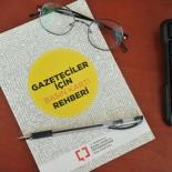BYEGM'nin 'Gazeteciler İçin Basın Kartı Rehber Serisi'nin Birinci Kitabı Yayımlandı