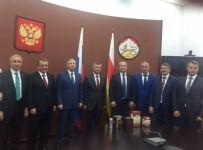 İMDAT SÜTLÜOĞLU - ÇAYKUR Kuzey Osetya'ya Çay Paketleme Fabrikası Kuruyor