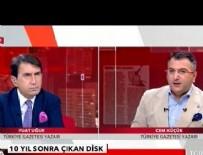 FETÖ TERÖR ÖRGÜTÜ - Cem Küçük: Tuncay Özkan'da beyin yetersiz olduğu için...