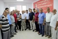 ANAYASA MAHKEMESİ - CHP'li 19 İl Başkanı Nevşehir'de Basın Açıklaması Yaptı