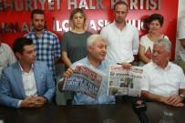 TUNCAY ÖZKAN - CHP Milletvekili Tuncay Özkan  Marmaris'te Partilerle Buluştu