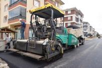 Dikilitaş Caddesi Asfalt Yenileme Çalışmaları Başladı