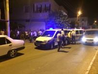 BAHÇECIK - Düğünde Çıkan Kavgaya Polis Müdahale Etti