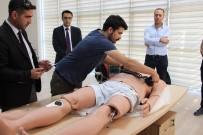 SIMÜLASYON - Elazığ'a Acil Sağlık Hizmetleri Simülasyon Eğitim Merkezi