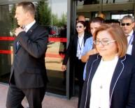 ZEUGMA - Estonya Başbakanı Ve AB Dönem Başkanı Jüri Ratas Gaziantep'te