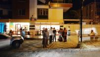 ÜÇTEPE - Eyüp'te Markete Molotoflu Saldırı