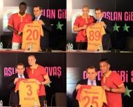 DURSUN ÖZBEK - Galatasaray'da İmza Şov