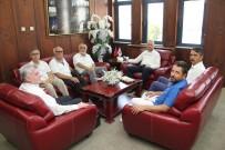 Gönüllü Kültür Kuruluşları Müftü Güven'i Ziyaret Etti