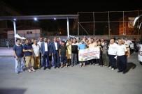 ZİHİNSEL ENGELLİLER - Haliliye Belediyesi Engellileri Gençlik Kampına Gönderdi