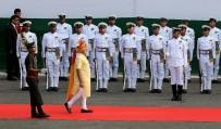 NARENDRA MODI - Hindistan Bağımsızlığının 70. Yılını Kutluyor