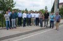 KURUÇEŞME - İzmit Belediyesi'nin Mahalle Gezileri Devam Ediyor