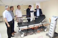 MEHMET GÜVEN - Kaldığı Huzurevine Fizik Tedavi Ünitesi Yapılmasına 55 Bin Lira Bağışladı