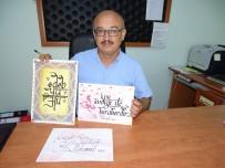 ATATÜRK İLKOKULU - Kaligrafi Sanatçısı Müdür