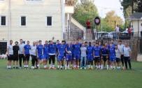 AHMET ŞAHIN - Karabükspor'da Başakşehir Hazırlıkları Başladı