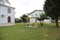 KıRKPıNAR - Kırkpınar Merkez Camii Çevre Düzenlemesi Tamamlandı