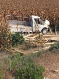 Kozan'da Trafik Kazası Açıklaması 1 Ölü, 2 Yaralı