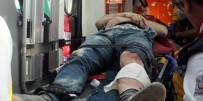 Kuşadası'nda Emlakçıya Silahlı Saldırı