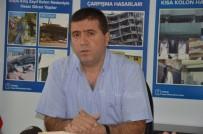 TÜRK MÜHENDIS VE MIMAR ODALARı BIRLIĞI - Manisa'da İnşaat Mühendisleri Odası'ndan Deprem Açıklaması