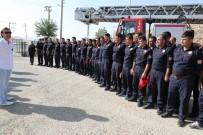 MUSTAFA YAMAN - Mardin'de İtfaiye Personeline Eğitim