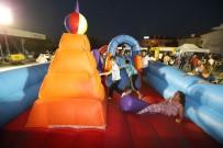 SOSYAL BELEDİYECİLİK - Pamukkale'de Çocuklar Eğleniyor