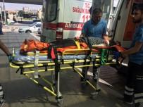 ERCIYES ÜNIVERSITESI - Pınarbaşı'da Trafik Kazası Açıklaması 1 Ölü, 3 Yaralı