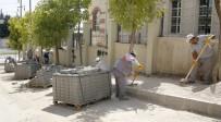 YAŞANABİLİR KENT - Şehitkamil'den Merveşehir Mahallesine Kaldırım Çalışması