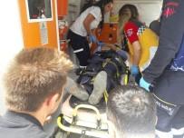 Siirt'te Trafik Kazası Açıklaması 3 Yaralı