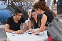 NAMIK KEMAL - Süleymanpaşa Kayıt Danışma Bürosuyla Öğrencilerin Hizmetinde