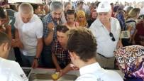 MESLEK LİSESİ - Tekirdağ Aşçılar Ve Pastacılar Derneği, Mengen Uluslararası 32. Aşçılık Ve Turizm Festivali'ne Katıldı