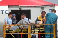MEHMET ÇELIK - Terör Saldırısında Yaralanan THY Personeli Türkiye'ye Getirildi