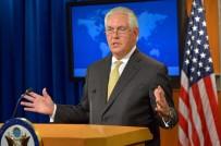 DIŞİŞLERİ BAKANI - Tillerson'dan Kuzey Kore'ye Diyalog Çağrısı