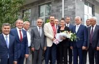 TOBB Başkanı Hisarcıklıoğlu Bafra'da