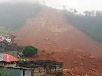 KIZILHAÇ KOMİTESİ - Toprak Kaymasında 600 Kişi Kayıp