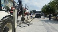 Tramvay Yapım Çalışmaları Sürüyor