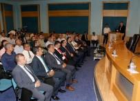 İL SAĞLIK MÜDÜRÜ - Turgut Özal Tıp Merkezinde Geleneksel Ve Tamamlayıcı Tıp Merkezi Ünitesi Açıldı