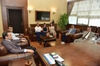 BAŞSAVCı - Vali Su'dan, Cumhuriyet Başsavcısı Ve Baro Başkanına Ziyaret