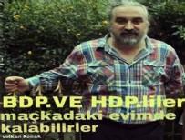 Volkan Konak'tan BDP ve HDP açıklaması