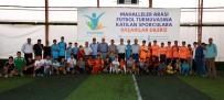 MUSTAFA ÇETIN - Yeşilyurt'ta Mahalleler Arası Futbol Turnuvası