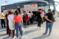 BOMBA İMHA UZMANI - Yolcu Otobüsünde Panik!